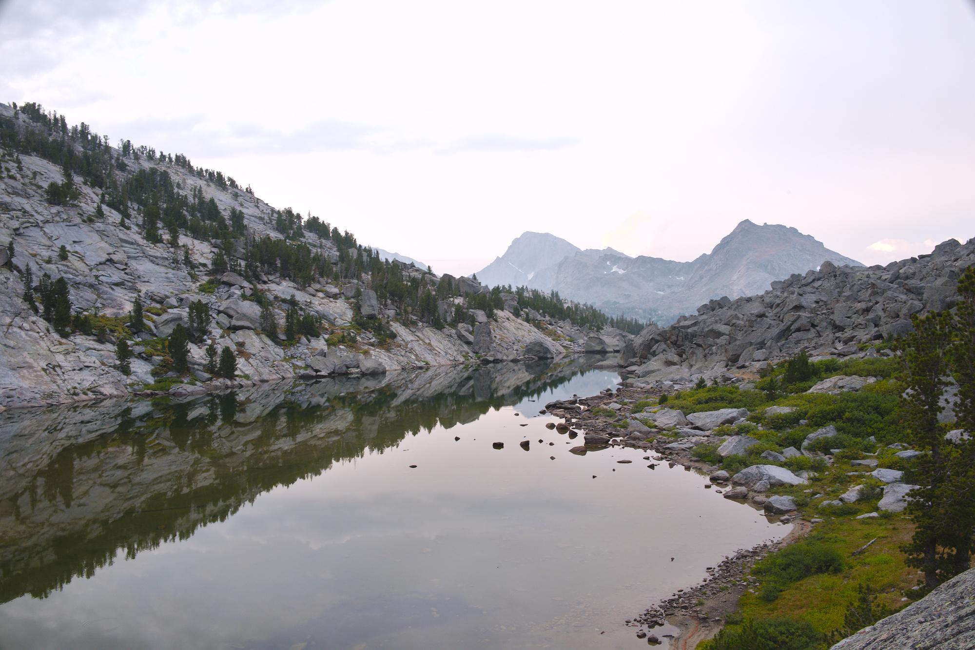 Wind River Range, WY, landscapes