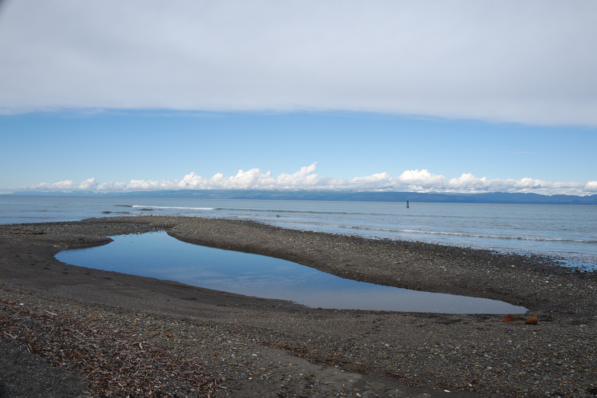 Olympic Peninsula, WA, landscapes, ocean