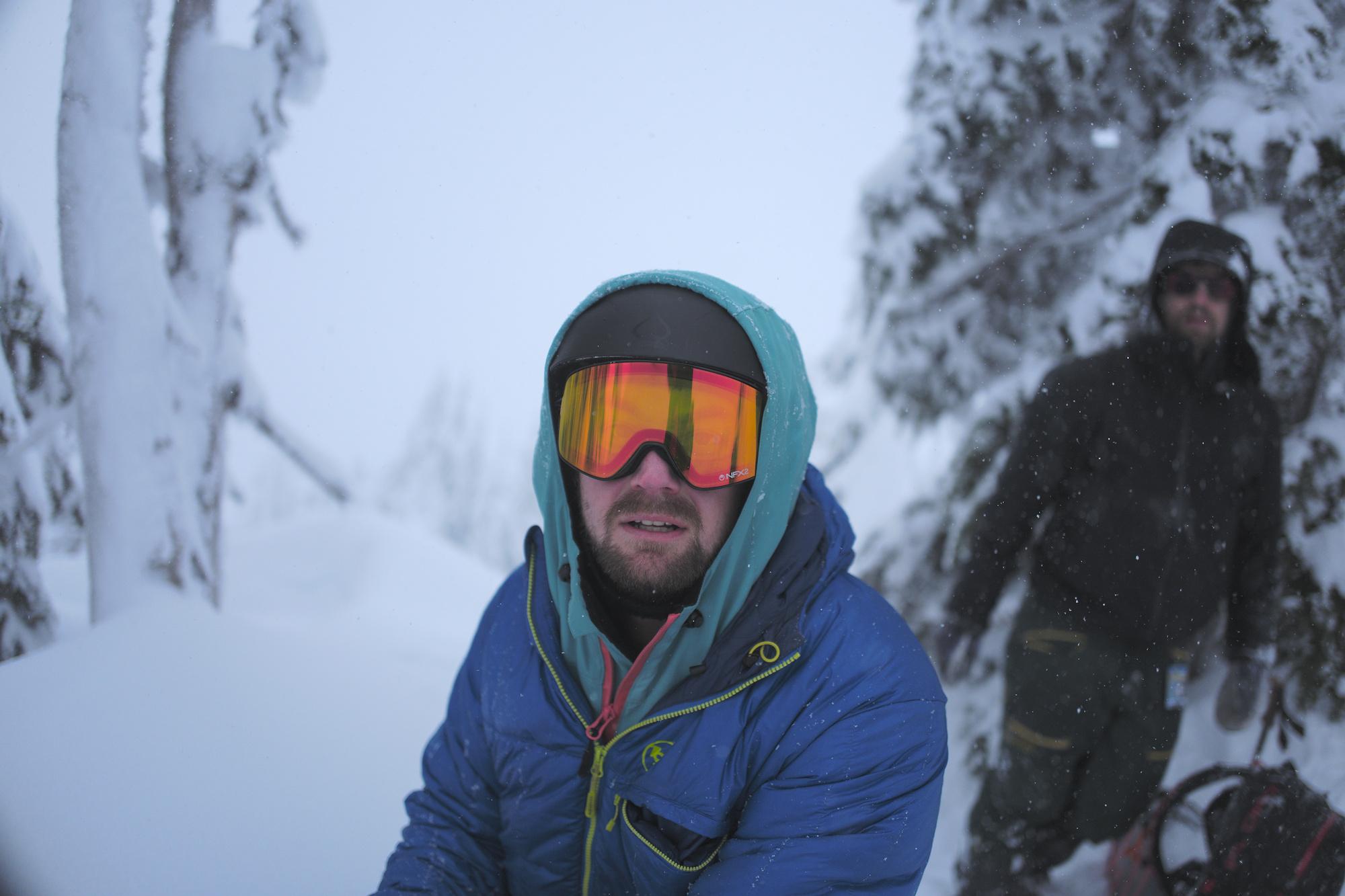 Mt. Baker, WA, Kyl, snowboarding, portraits